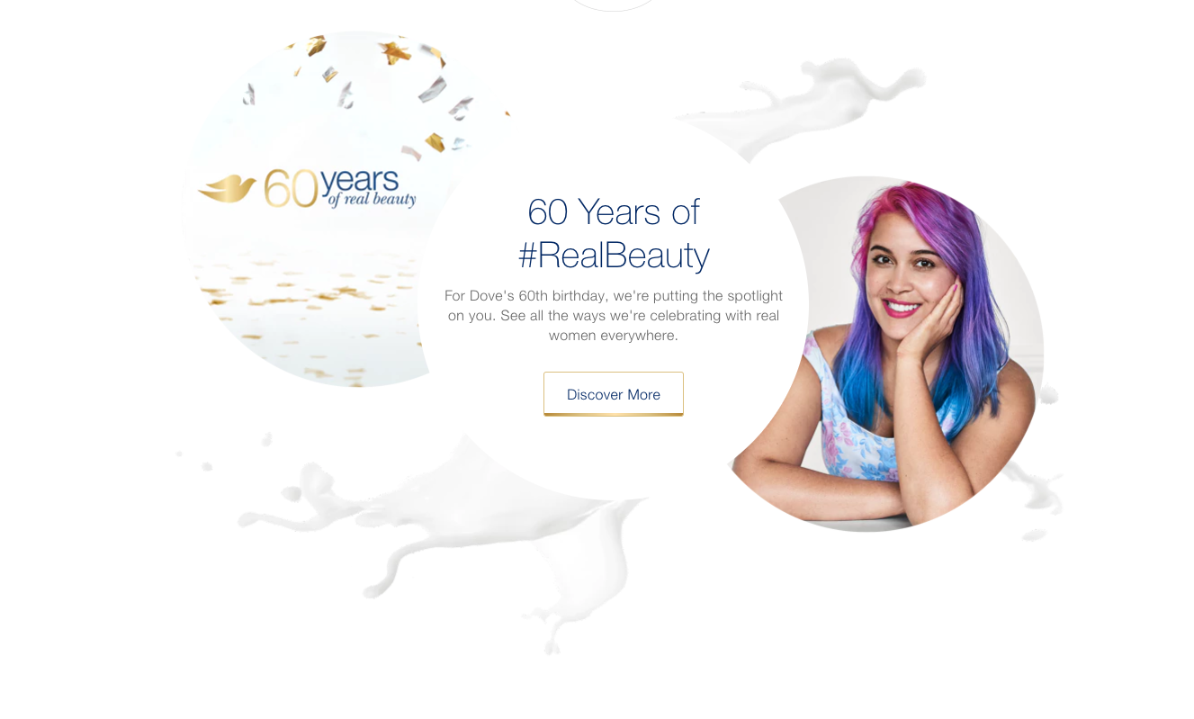 Dove's Beauty Campaigns