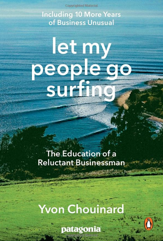 Surfing - List of Inspirational Books