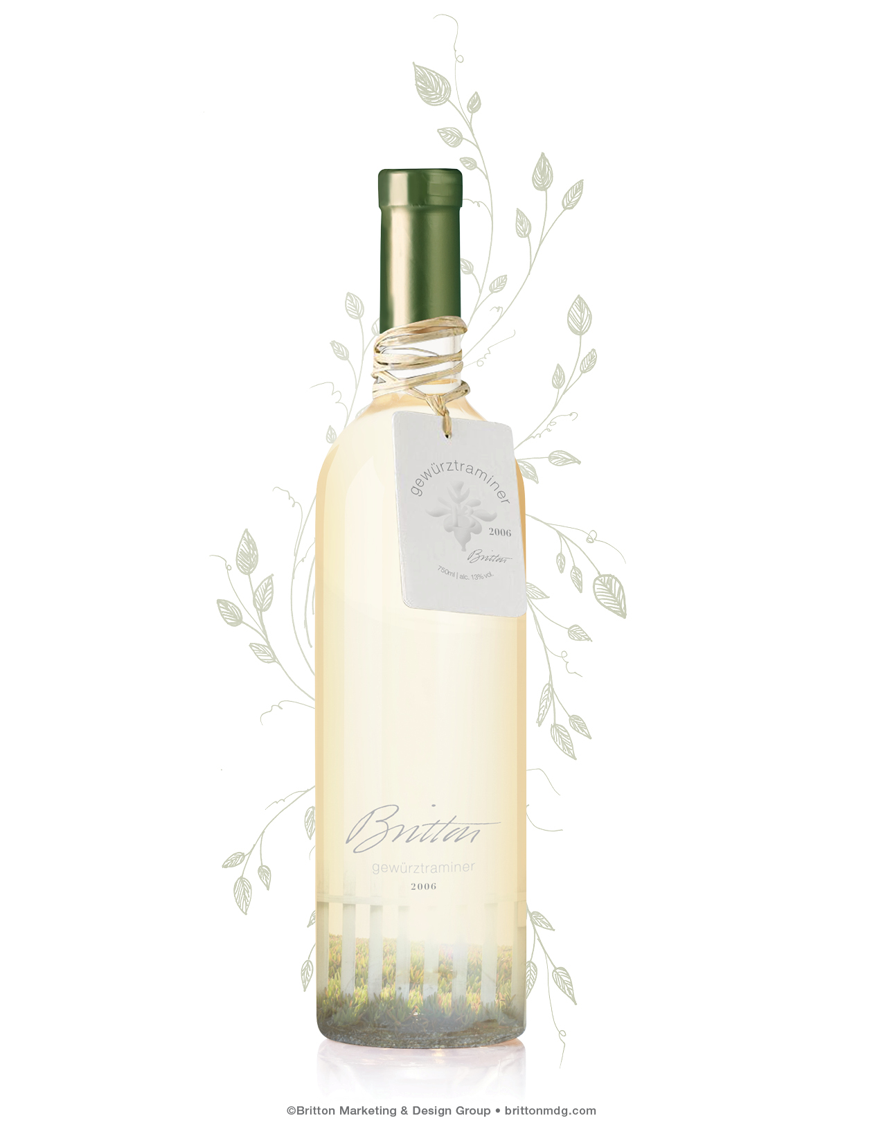 Britton Spirits - wine