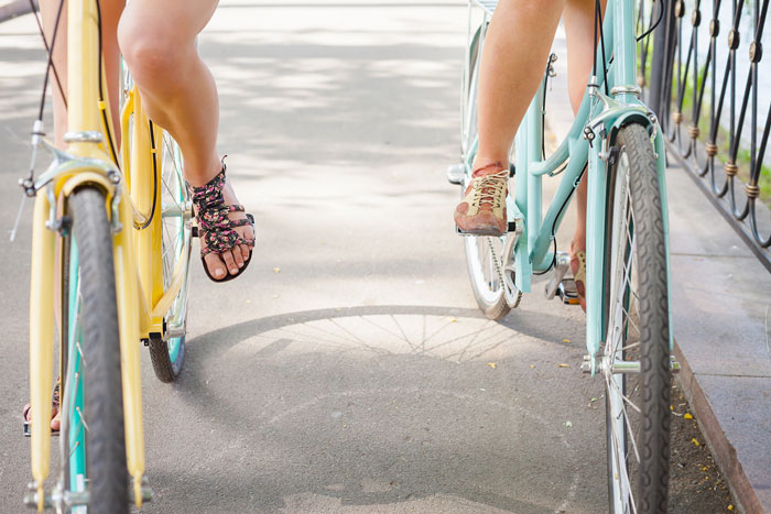 Bicycle Ride - Writing Copy for Women