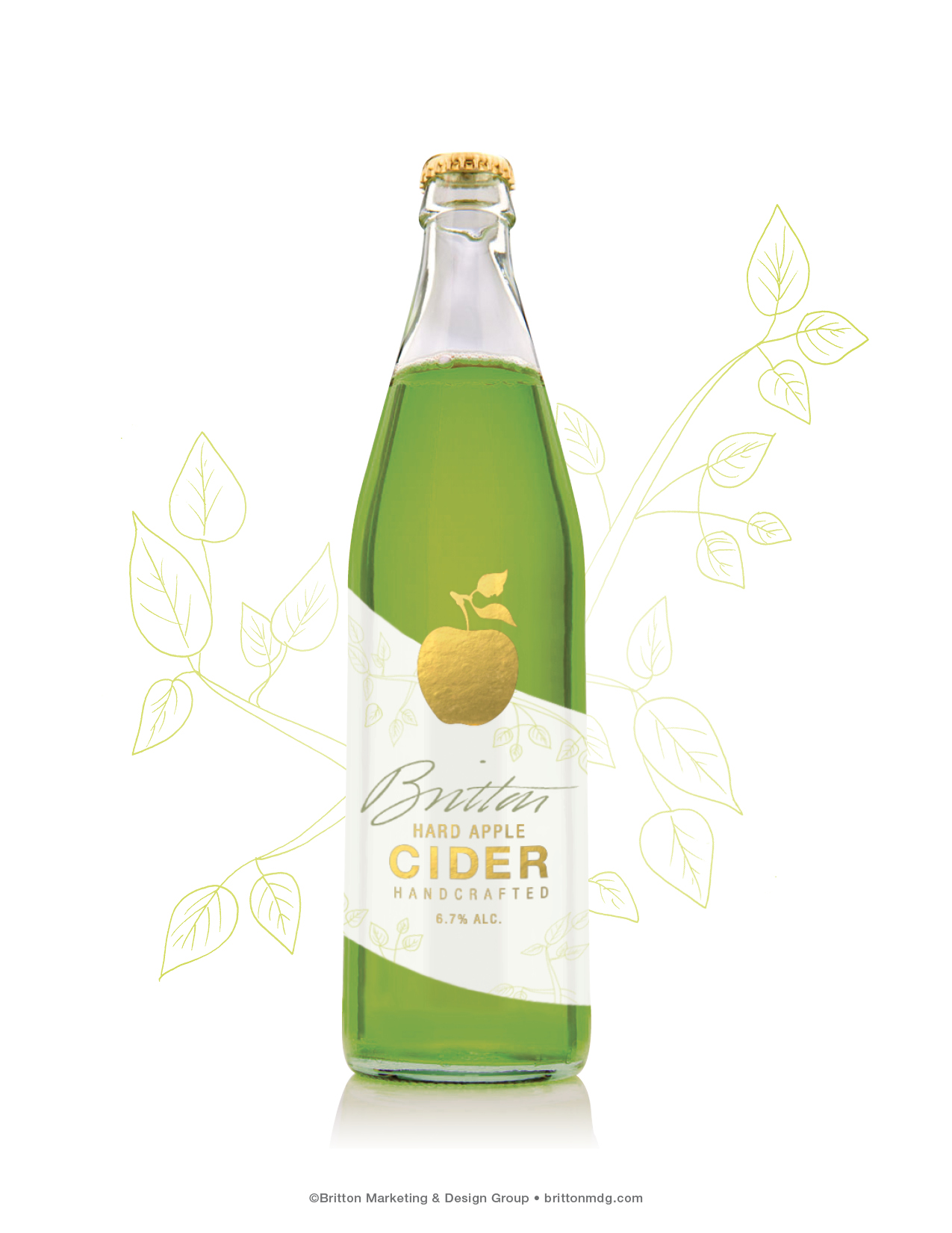 Britton Spirits - cider