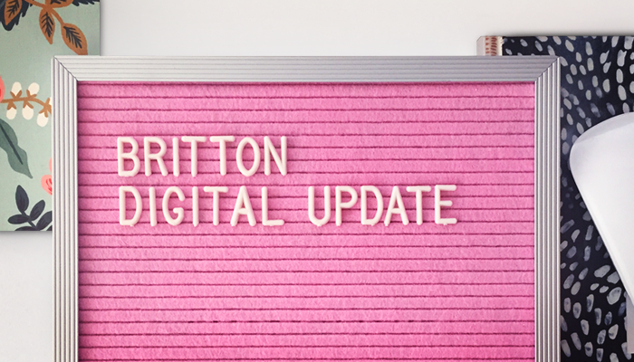 Digital Update Pink Board Listing
