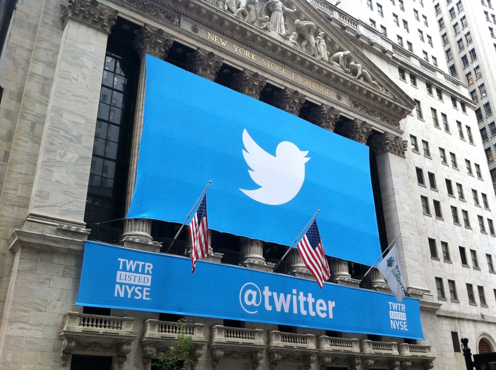 Stock Exchange Twitter - My Ode to Twitter