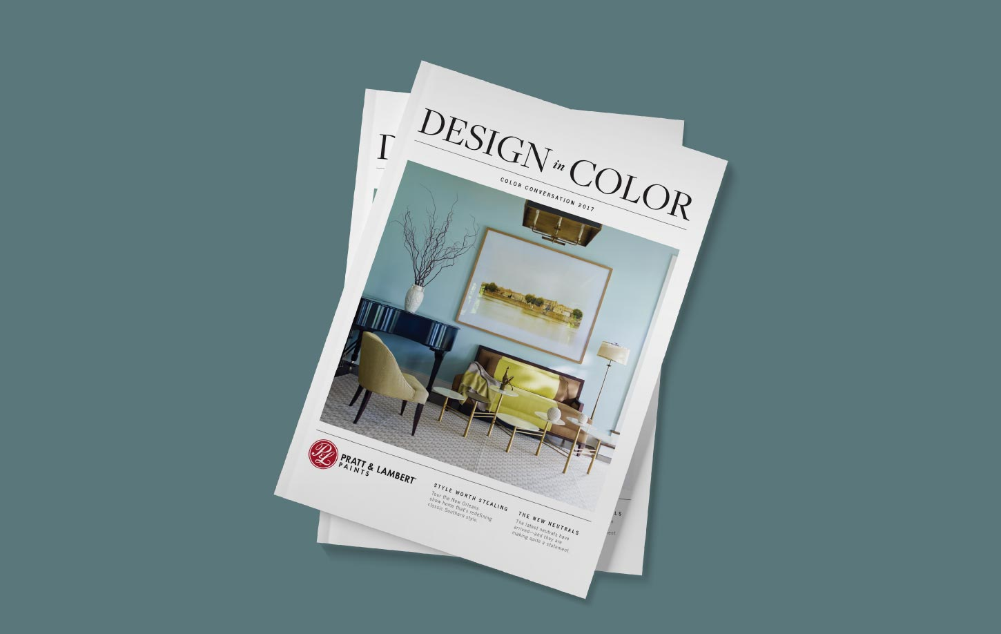 Design in Color Magazine Covers