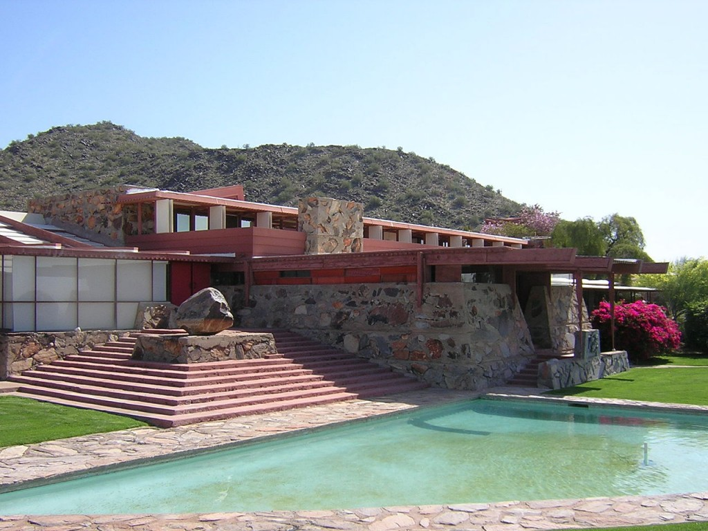 Frank Lloyd Wright S Organic Architecture Green Design Before Its Time