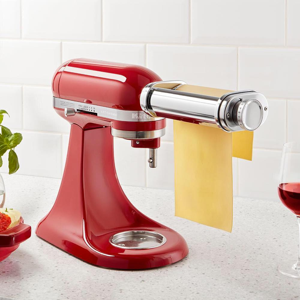 KitchenAid Red Blender